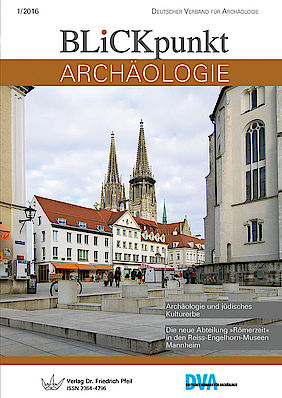 Blickpunkt Archäologie 1/2016