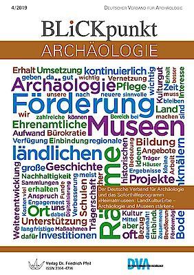 Blickpunkt Archäologie 4/2019