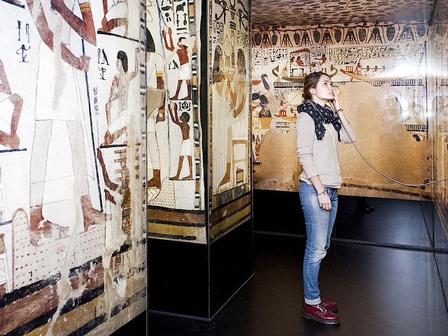 Ausstellung Ägypten