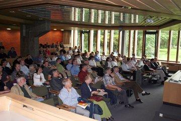 Mitgliederversammlung der Archäologischen Kommission. © Ute Bartelt