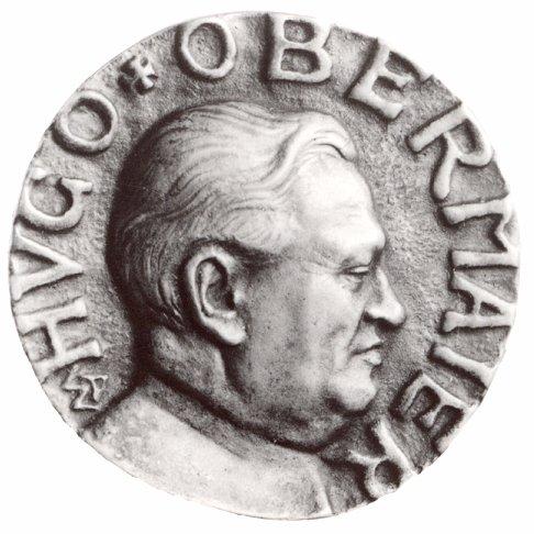 Hugo Obermaier-Gesellschaft Logo