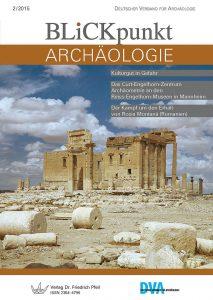 Blickpunkt Archäologie 2/2015