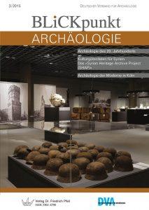 Blickpunkt Archäologie 3/2015