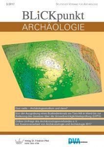 Blickpunkt Archäologie 3/2017