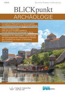 Blickpunkt Archäologie 1/2018
