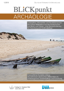 Blickpunkt Archäologie 1/2019